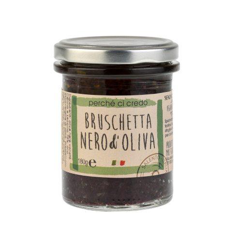 Condimento Nero d'oliva - PercheciCredo
