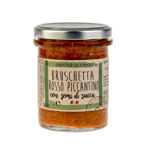 Condimento Rosso Piccantino- PercheciCredo